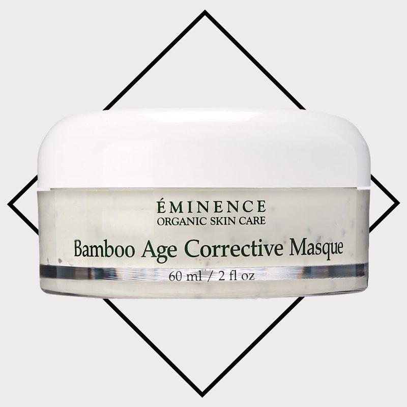 eminence bamboo age corrective face mask