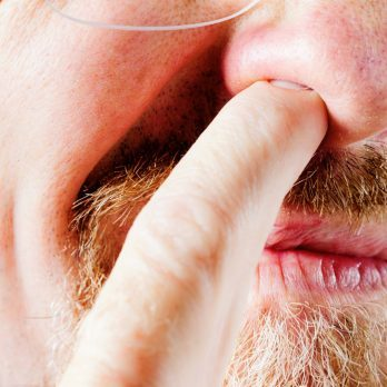 How Bad Is It to Pick Your Nose?