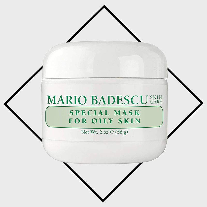 mario badescu special face mask for oily skin