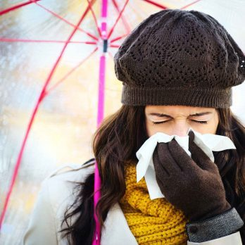 Now There's Proof—You're More Likely to Catch Cold in Cold Weather
