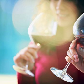 Here's How to Get a Red Wine Stain Off Your Teeth