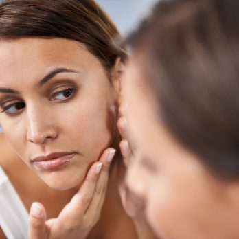 This Is the Only Makeup Secret You'll Ever Need to Know to Cover Up a Giant Zit