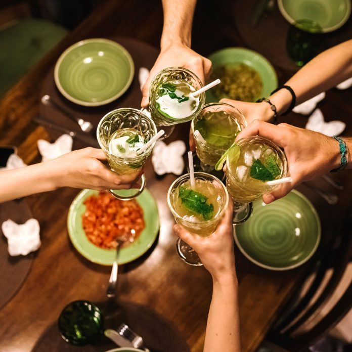 Here's Why Drinking Alcohol Can Make You Hungry