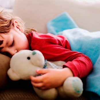 7 Ways to Get Your Toddler Sleeping Sooner — So You All Can Get Some Rest