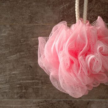 Exactly How Gross Is It to Share a Loofah?