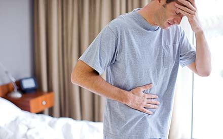 The Mysterious Stomach Pain That Often Gets Mistaken for Cancer