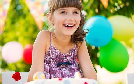 So, You May Want to Rethink the Balloons at Your Child's Next Birthday Party