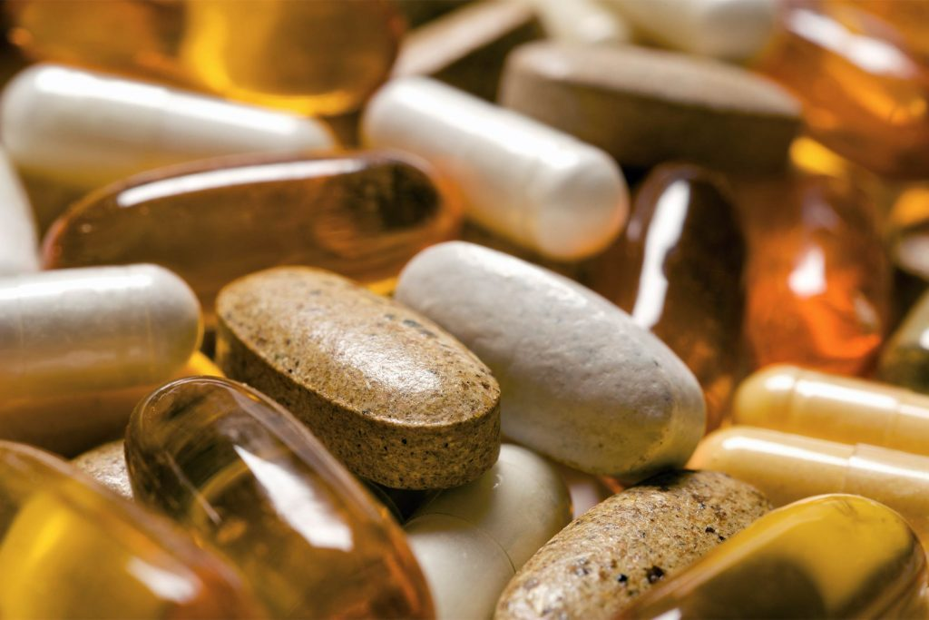 probiotics and supplements