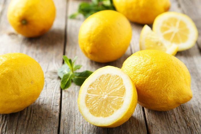 lemons on board