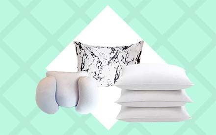 9 Luxurious Bed Pillows to Get the Best Sleep Ever
