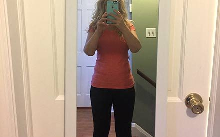I Took a Selfie Every Week for a Month to Lose Weight. Here's What Happened.