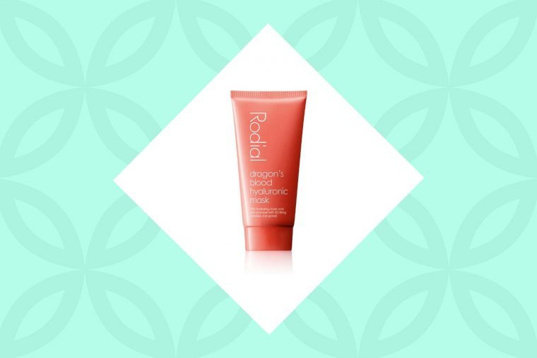 Radial brand tube of moisturizer