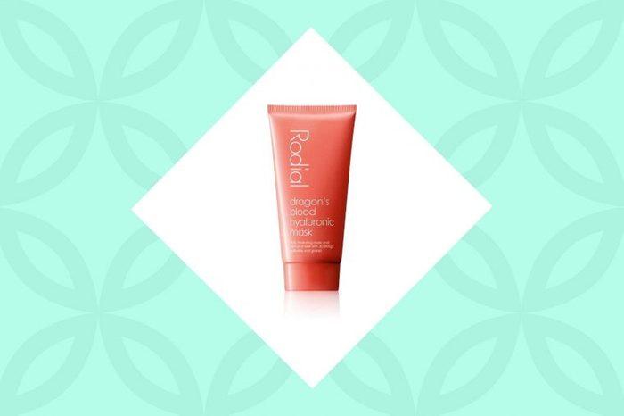 Radial brand tube of moisturizer