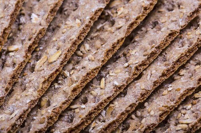 whole grain crackers