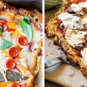 16 Foods You Can Turn into a Healthy, Delicious Pizza Crust