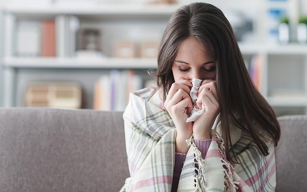 Got the Sniffles? If You're Lonely, You Could Feel Even Worse