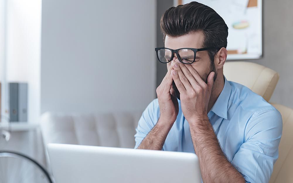 The Huge Health Issue Affecting Productivity No One's Talking About