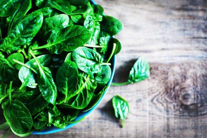 green-leafy