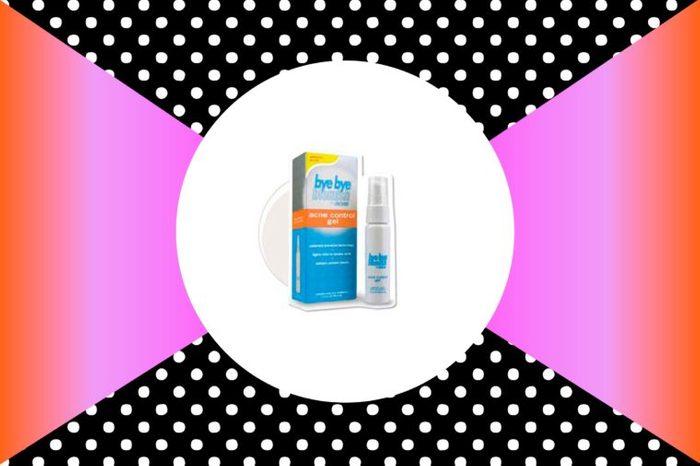 Bye Bye Blemish acne treatment
