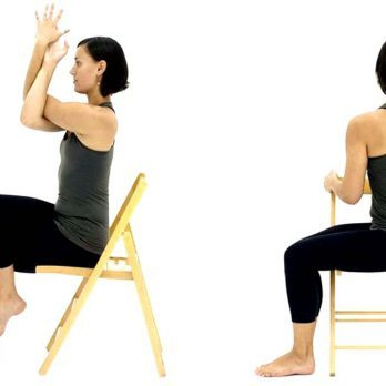 Is Chair Yoga the Miracle Cure for Your Arthritis Pain?
