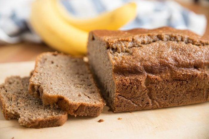 Banana bread.