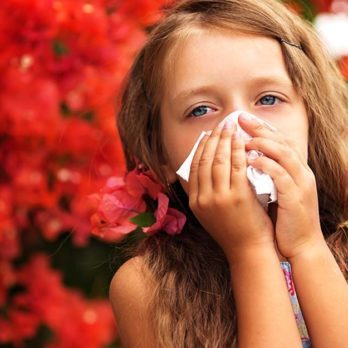 Read This Before You Let Your Child Use Your Allergy Medication