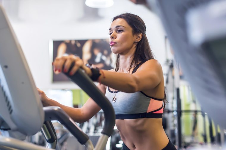 Elliptical Mistakes That Completely Ruin Your Workout | The