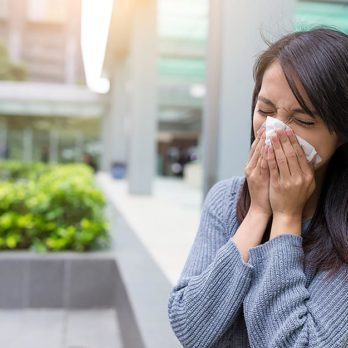 You'll Cringe When You Find Out Just How Far Sneeze Germs Travel