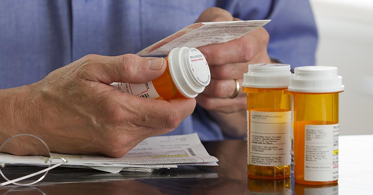 Prescription Drug Side Effects: Take As Directed