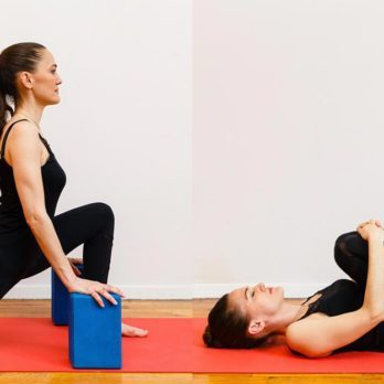 11 Yoga-Inspired Stretches to Get a Good Night's Sleep