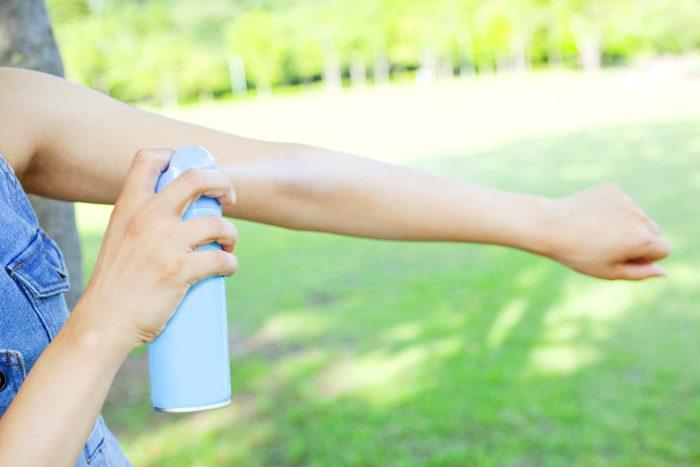 Buy spray on arm