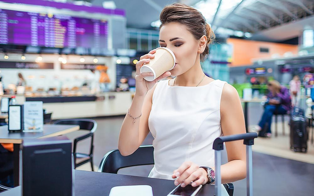 9 Foods You Should Probably Skip Before Your Next Flight