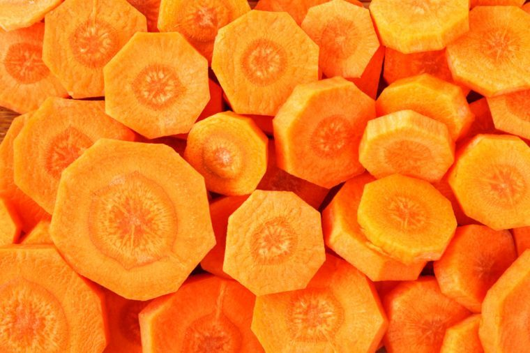 carrot rounds
