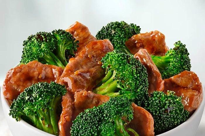 Broccoli Beef from pandaexpress.com