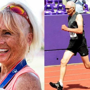 15 Senior Athletes Share the Secrets to Staying Fit Your Entire Life