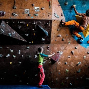 Could Rock Climbing Treat Depression? Signs Point to Yes!