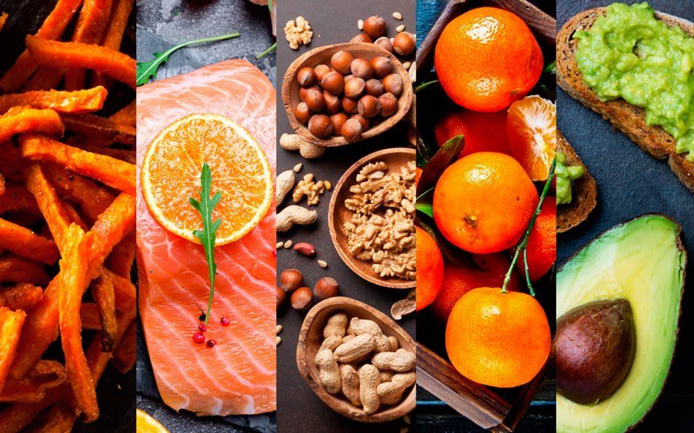 dry flaking skin high protein diet