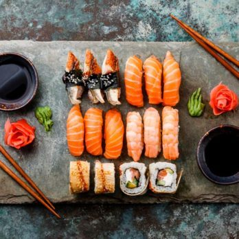 No More Sushi Face! Here's How to Banish Your Post-Meal Bloat