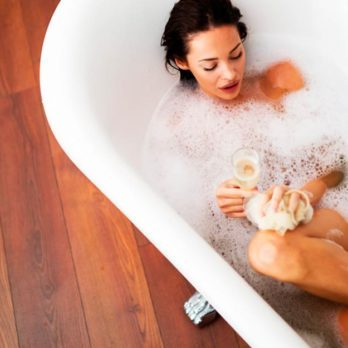 Skip Your Walk and Take a Bath, Instead—Science Says So!