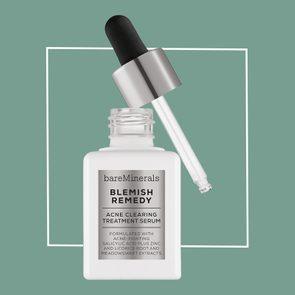 blemish remedy bare minerals serum