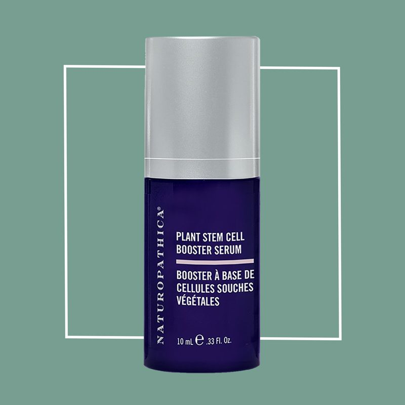 plant stem cell booster serum
