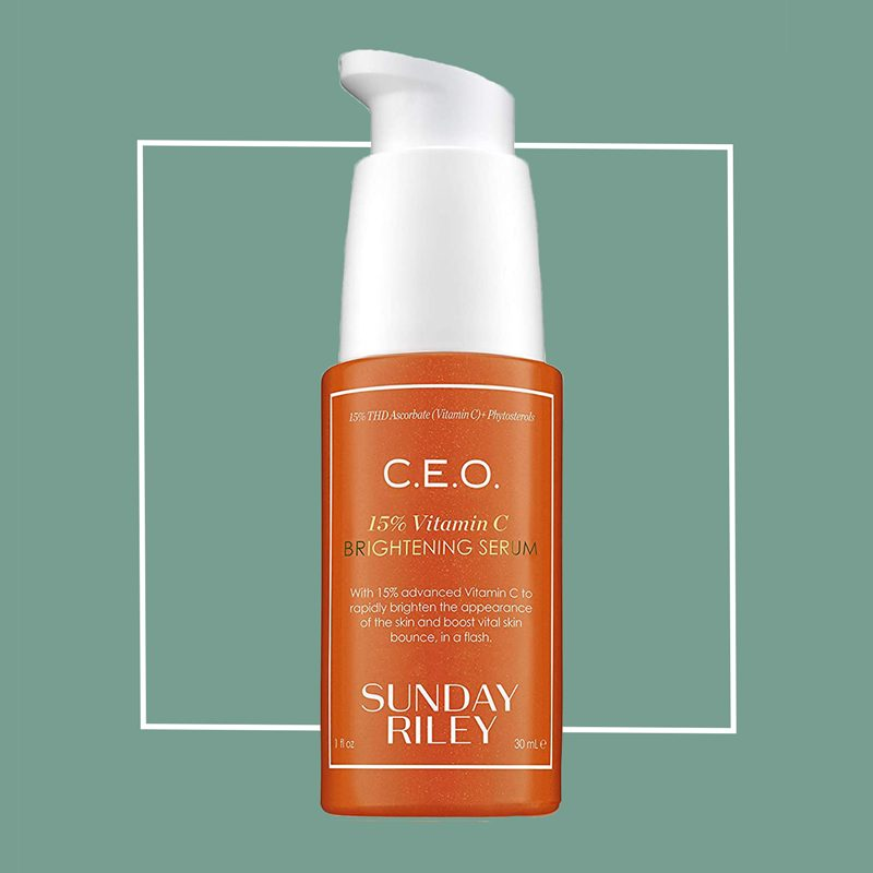 sunday riley vitamin c serum