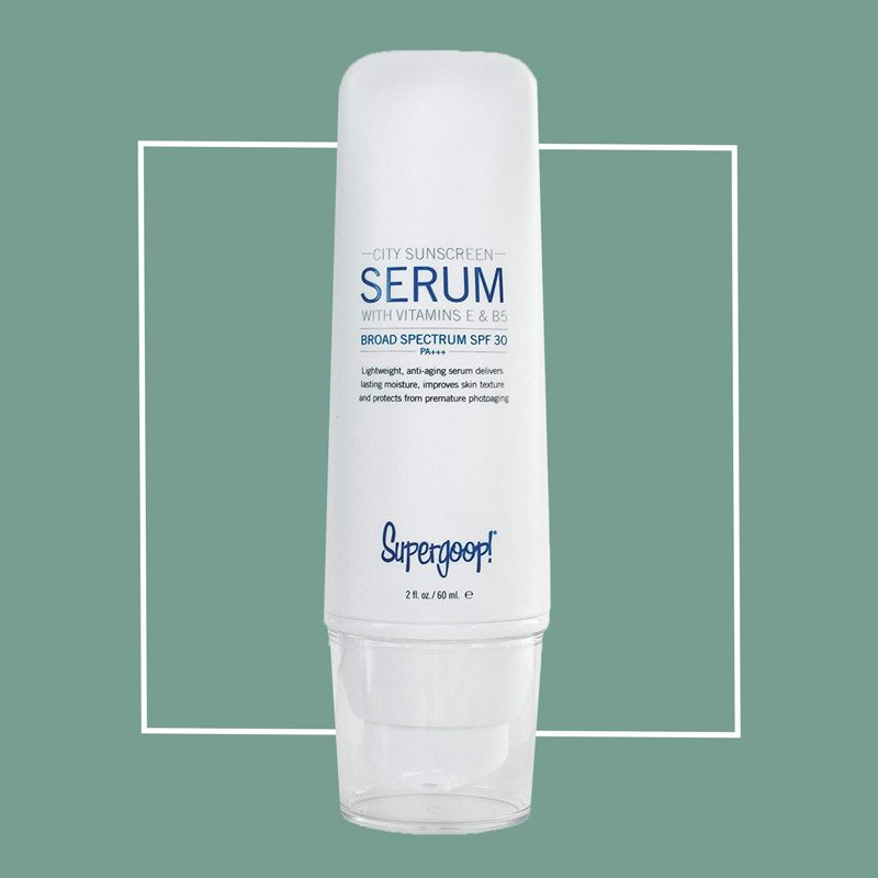 supergoop serum