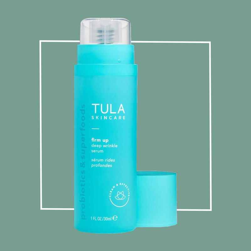 tula deep wrinkle serum