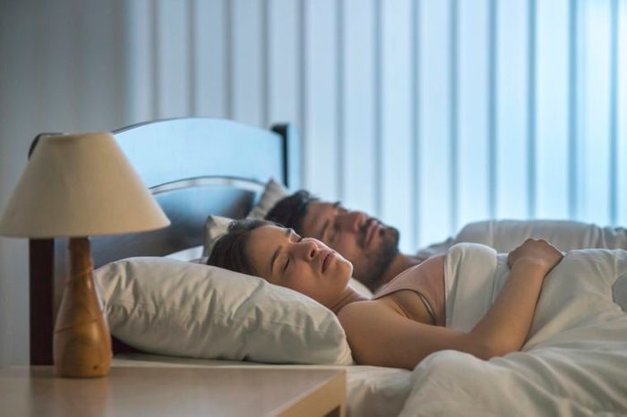 Why Married Couples Should Sleep In Separate Beds The Healthy