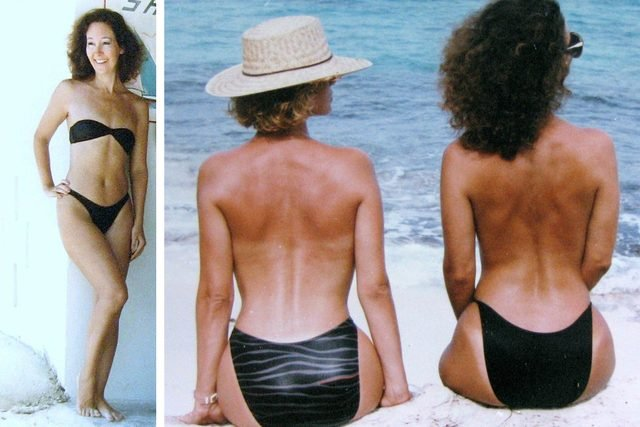 beverly solomon swimsuit