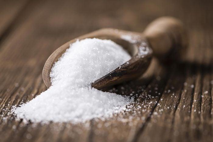 scoop of sugar
