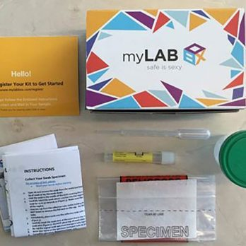 I Tried an At-Home STD Testing Kit: Here's What Happened