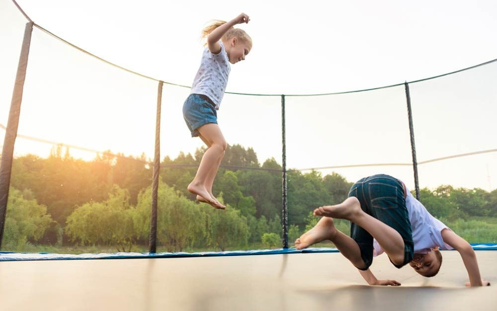 Seriously, This Is Why You Need to Stop Letting Your Toddler Play on Trampolines
