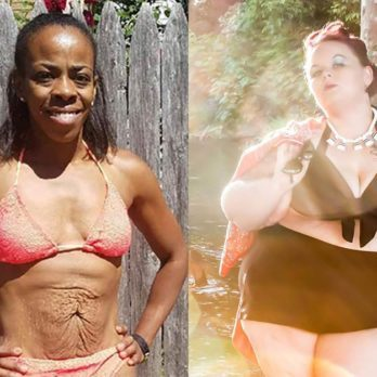These 12 Empowering Swimsuit Pics Prove There Is No One Bikini Body
